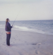 Maura Fishing